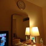 大きな掛時計