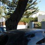 El Capi parking 2