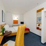 Komfort Zimmer als EZ o. DZ