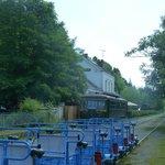 Railbikes of the Molignee