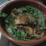 poulet aux crevettes