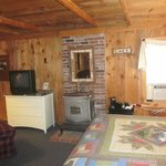 Cottage 2 Interior