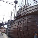 Gigantic Ship