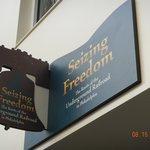 The Underground Railroad room