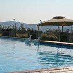 The unheated pool