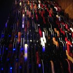 guitar collection.