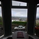 """Il panorama dalla """"bow window"""""""