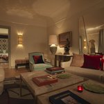Tsar Suite's Living Room