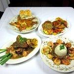 Olivier's Dinner Entrees