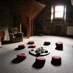 Our tranquil sanctuary for meditation and reflection