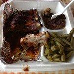 Great BBQ ribs