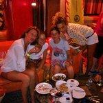 Tiberi friends