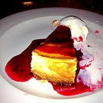 cheesecake at the bell