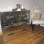 Originales muebles.