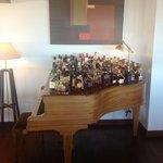 Piano a whiskies et digestifs