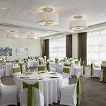 Meritage Ballroom Wedding Set Up ( 200 Guests)
