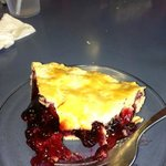 Awesome homemade 4 berry pie, crust super flaky!!!