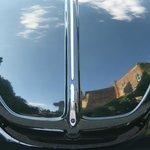 Exterior View.... car view