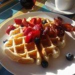 Ce qui pourrait vous attendre au petit-déjeuner