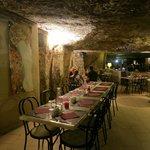restaurant Les Pieds Bleus