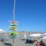 La plage de l'Espiguette