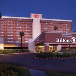 Hilton Concord at Night