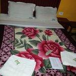 Hotel Bed(Deluxe Room)