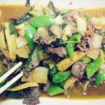 Spicy Kapow Beef