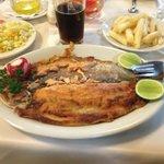deliciosos y variados menù ejecutivo en el Restaurante Gran Hotel Pereira