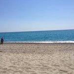 spiaggia stella marina riace