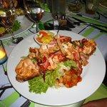 Foto de Restaurant Le Bonheur Est Dans Le Potager