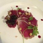 Tuna for Starter