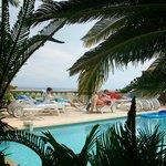 Prachtig zwembad met zicht op Nice en de zee