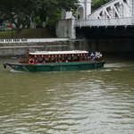 A bumboat