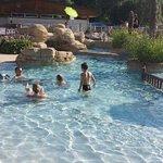 la piscine aquatique