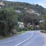 The street in which Cloverleigh is situated