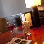 olive and wine tasting