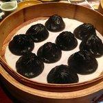 black truffle xiao long bao