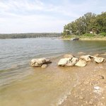 Lake Arbuckle (Buckhorn camp ground sits on this lake)