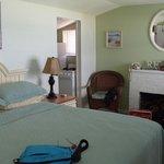 Inside cottage 45