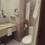 Bathroom spotlessly clean!
