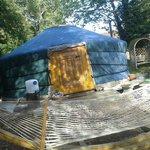 Moonbeam Yurt