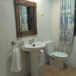 Washing Basin + Toilet