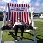 the big deck chair