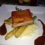 the best pork belly I have ever eaten!