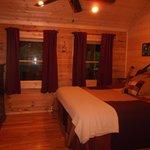 Sweet Sensations Cabin - Bedroom