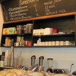 Moon River Marketplace- Coffee Shop