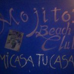 Mojitos Beach Bar