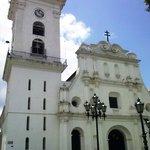 Fachada de la Catedral Metropolitana de Caracas