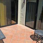 Mountain Suite - balcony